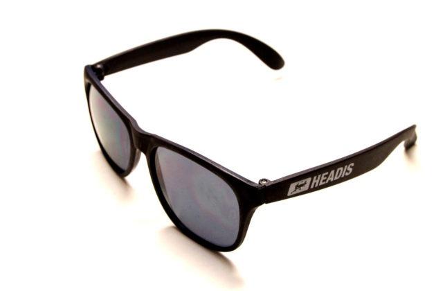 Headis Sonnenbrille schwarz