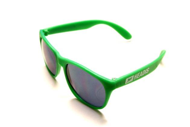 Headis Sonnenbrille grün
